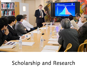 Scholarship and Research